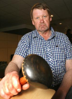 Pelle Svensson – nybliven ordförande i Trönö IK.
