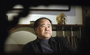 Mo Yan, kinesisk författare.