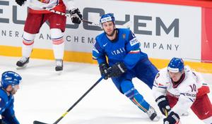 Matt DeMarchi, tidigare i VIK Hockey.