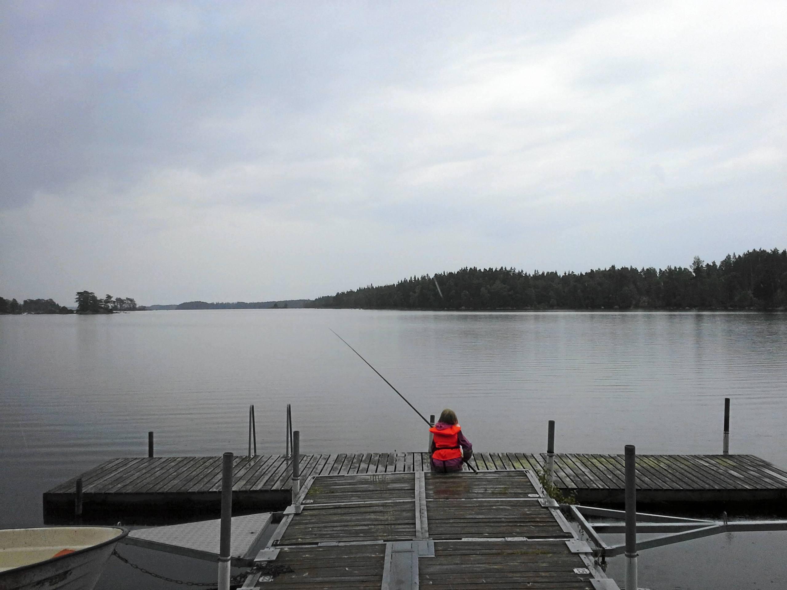 Var ar landsbygdspartierna nar yrkesfisket ar hotat