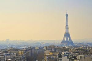 I Paris finns mängder av variationsmöjligheter när det kommer till mat - och sightseeing.