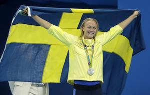 Sarah Sjöström kan bli historisk om hon får ta emot Jerringpriset i år, då har hon vunnit priset tre år i rad.