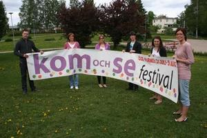 Allkristen festival blir det i Edsbyn 31 juli till 9 augusti.