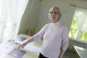 –Jag tillhör den femte generationen som fortfarande håller kontakt med släktingarna i USA, säger Britt-Marie Sjöquist.