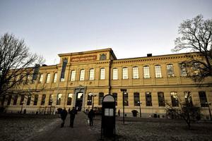 Kungliga biblioteket i Stockholm.