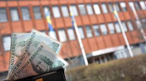 Ånge kommun ska enligt årets första prognos göra ett överskott med 2,9 miljoner kronor 2016.