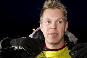 I fjol hade han  uppvisning i Östersund Winter Rally. Årets tävling blir nog annorlunda. P-G Andersson har nämligen