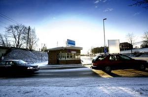 Sandvik, i går. Foto: Jenny Lundberg