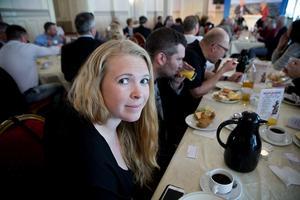 Sofia Junewik, upplevelseproducent på Birka, berättade att många resenärer redan bokat utflyktspaket.