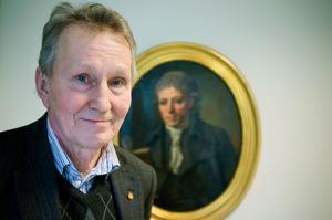 Tom Ramstedt är en av två som utsetts till hedersdoktor av Högskolan Dalarna. Arkivbild.