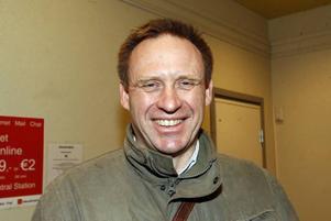 Bengt Larsson, 55, Hudiksvall– Inlagd stekt strömming.