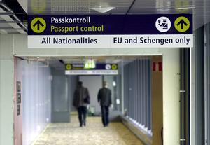 Fria gränser inom EU är en av grundpelarna för samarbetet.