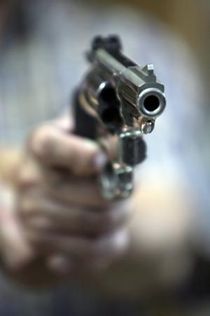 Drog vapen mot Securitasvakt