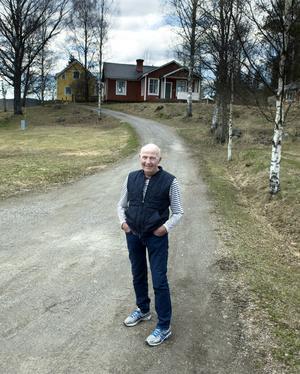 Thure Eriksson i Gårdtjärn.