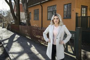 Camilla Läckberg ska satsa globalt med en ny bokserie. Arkivbild.