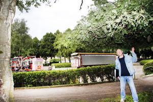 Tomas Gavlén är med och arrangerar Sommaryran i Gävle i år igen...