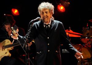 Bob Dylan. Foto: AP Photo/Chris Pizzello