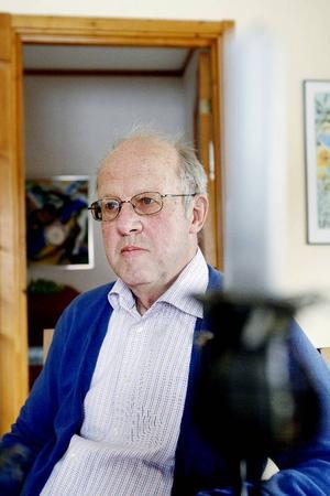"""""""Landstinget får inte avhända sig ansvaret för de demenssjuka"""", säger Anders Molander."""