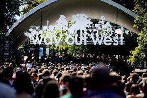 Årets Way Out West hålls den 11-13 augusti i Slottsskogen i Göteborg.