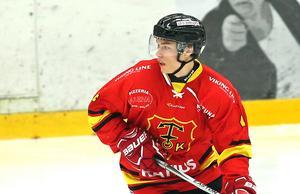 Daniel Nylund, som nu spelar i KTH:s Ishockeyförening, hade lekstuga mot sin gamla klubb. (Arkivbild)