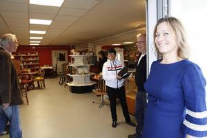 På torsdagen slog second hand-butiken Bättre Begagnat upp portarna till sina nya lokaler på Kungsgatan i Hudiksvall.