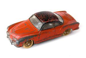 Förr var det lättare att själv reparera en trasig bil.