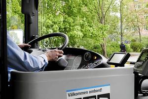 Sverige behöver, bland annat, fler busschaufförer.