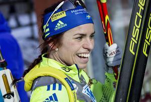 Östersundsåkaren Elisabeth Högberg har stärkt sina VM-chanser under veckan i Polen.