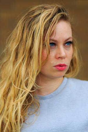 Linna Johansson försvannn för att skriva en roman.