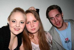 Konrad. Sophie, Erika och Niklas