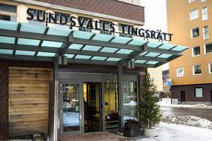 Sundsvalls tingsrätt dömer två män till fängelse för bland annat misshandel. Arkivbild: Maria Eilertsen