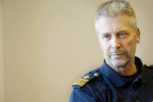 Håkan Modin tycker att polisen uppträdde korrekt i samband med utvisningsärendet mot Ghader Ghalamere.