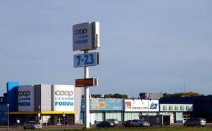 Den sista april stängs Coop Forum i Borlänge. Förhandlingarna om nedläggningen inleds i nästa vecka.