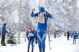 Många segrar för Domnarvet, en stod Mattias Andersson för i H13-14.