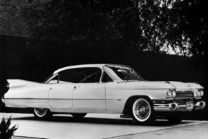 Cadillacs Sedan från 1959.