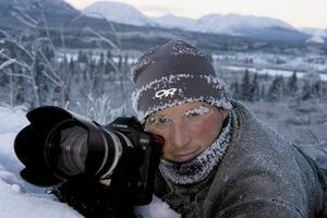 Fotografen Paul Nicklen skildrar djurlivet på de mest ogästvänliga platser.