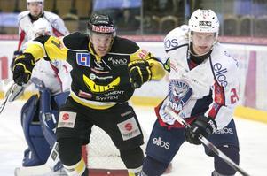 Jonte Berg kan missa ytterligare en match på grund av sjukdom. Foto: per G Norén/Arkiv
