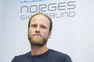 Världsstjärnan Martin Johnsrud Sundby tycker att domen från CAS är orimligt hård.   Arkivbild: TT