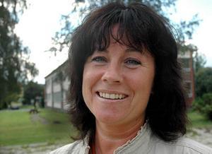 Monica Hallqvist har gått från Bergspartiet till Socialdemokraterna.