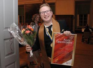 Joakim Graning blev årets uppstickare med sitt företag Graning & Co.