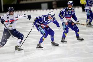 Tobias Backmans Villa föll mot Edsbyn och är illa ute i Svenska cupen.