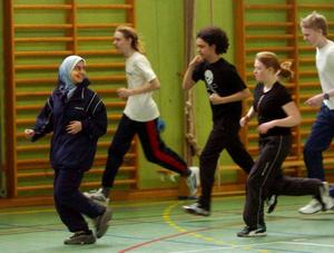 Tidningen Dagens samhälle har tagit fram statistik över könsfördelningen bland ungdomar som deltar i idrottsföreningar. I vårt län kan vi konstatera att Berg har den mest jämställda ungdomsidrotten. Foto: Scanpix