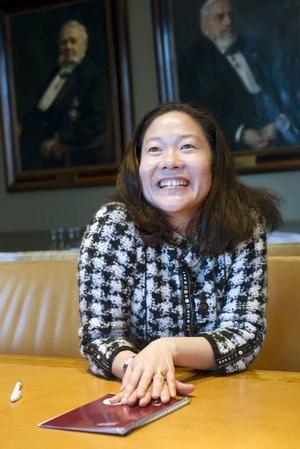 """""""Vi måste erbjuda lika möjligheter för alla"""", säger Anna Vikström Persson, Sandviks nya personalchef, som vill öka mångfalden på alla plan i koncernen."""