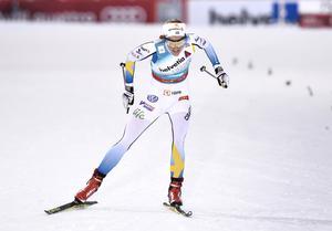 Silver-Stina Nilsson tog andraplatsen.