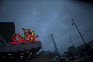 Göteborgs filmfestival invigdes på Biograf Draken på fredagskvällen.