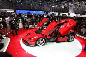 Bilsalongen i Genève är vårens stora bilhändelse i Europa.