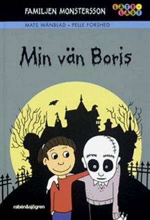 Familjen Monstersson, Mats Wänblad