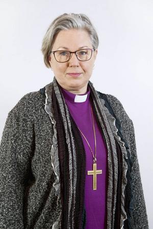 Biskop Eva Nordung Byström