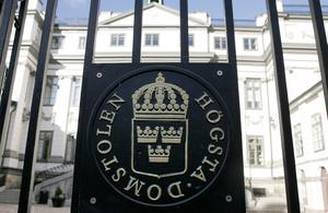 Högsta domstolen i Stockholm. (Arkivbild)