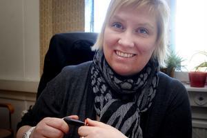 Cirka 700 kommunanställda i Nordanstig kommer inom kort att få besvara en medarbetarenkät, och Sarah Faxby Bjerner hoppas på stort deltagande i enkäten.